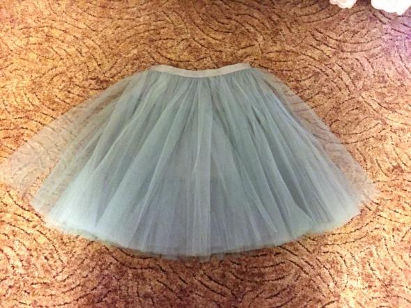 Spódnice Fanfaronada spódnica baletnica tiulowa Kasia Tusk