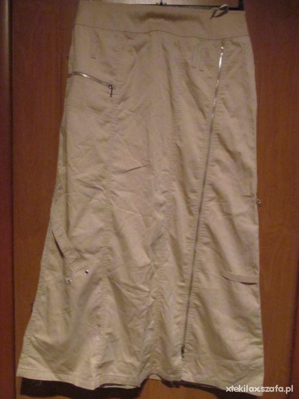 Spódnice Ołówkowa Bojówka 42