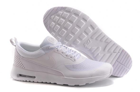 Nike Air Max thea white białe rozmiar 37 w Sportowe Szafa.pl