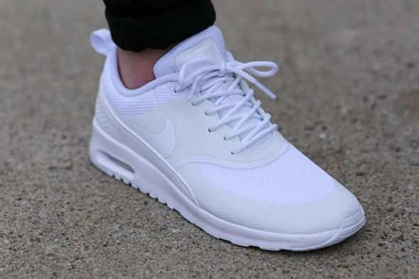 06eb276e Nike Air Max thea white białe rozmiar 37 w Sportowe - Szafa.pl