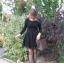 Sukienka By o la la i torebka LV Neverfull