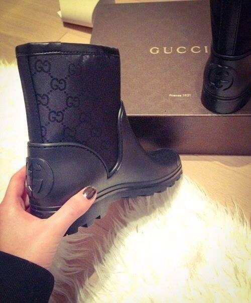 Botki Gucci...