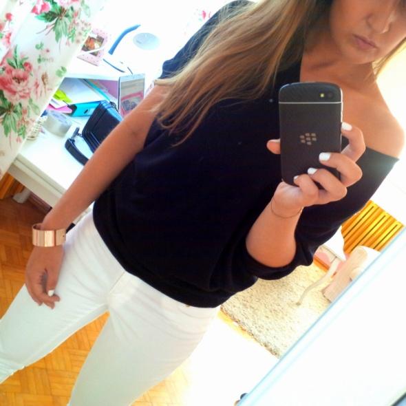 Mój styl Biało czarny