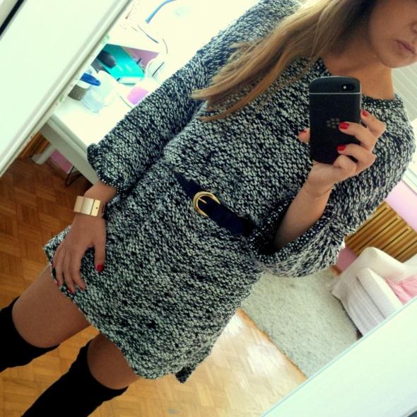 Mój styl sweter oversize