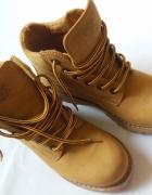 Wojas buty skóra zamsz 38