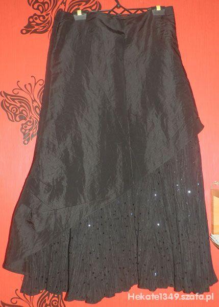 Spódnice Czarna długa