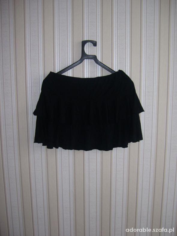 Spódnice czarna spódniczka Quiz