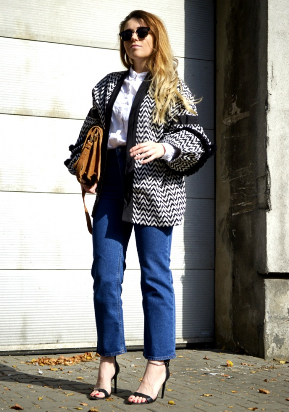 Blogerek Pattern jacket