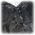 siateczkowa koszulka nocna czarna