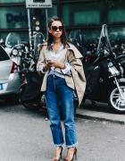 Poszukiwane spodnie typu Moms Jeans Boyfriend