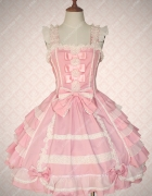 Lolita Sukienka róż czy inny kolor...