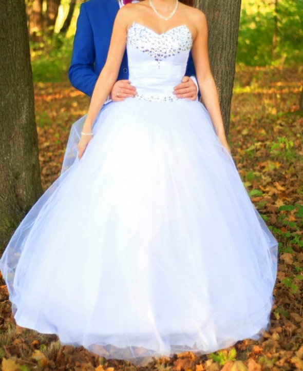 Suknia ślubna Princessa 38 Z Kamieniami W Suknie ślubne Szafapl