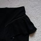 spódnica dzianinowa baskinka