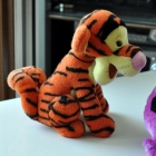 Tygrysek Disney kubus puchatek tygrys