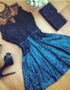 sukienka koronka rozmiar S...
