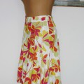 MONSOON piękna spódnica kolorowe kwiaty 40 42