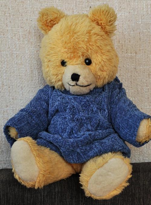 Zabawki Miś niedźwiadek pluszak wydaje dźwięk
