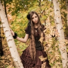 A little bit of steampunk lolita