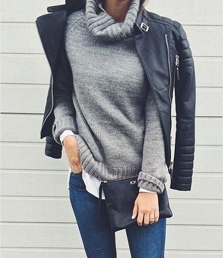 Codzienne sweterkowo