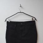 House czarna spódnica ołówkowa dopasowana 38