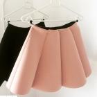 Pudrowa różowa spódniczka pull&bear