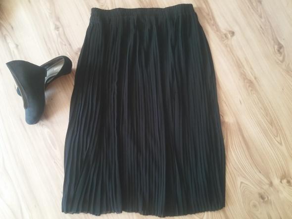 Spódnice plisowana spódnica HM