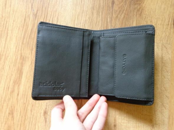 4b91016371136 męski portfel Batycki w Portfele - Szafa.pl
