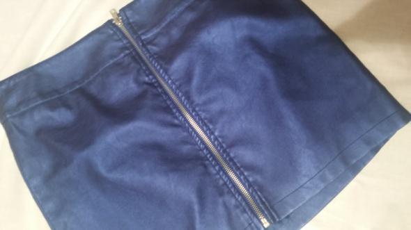 Spódnice Spódnica kobaltowa 40