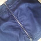 Spódnica kobaltowa 40