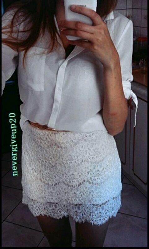 Spódnice koronkowa spódniczka nowa