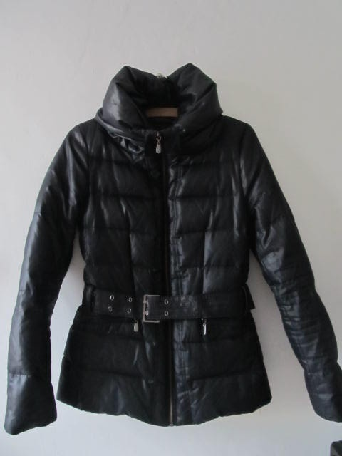 ZARA Woman down jacket puchowa kurtka S 36 w Odzież