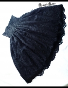 Lady Sloth koronkowa spódnica gothic lolita