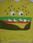 Bluza hamburger