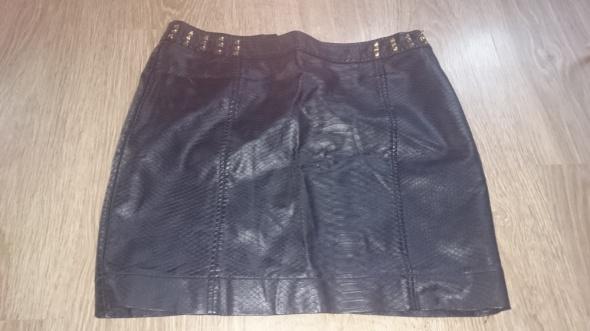 Spódnice Skórzana spódniczka