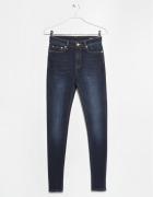 Mango nowe spodnie jeansy z wysokim stanem XL