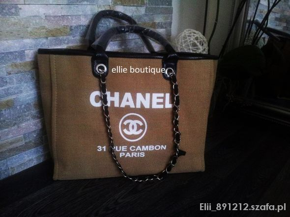 Torebki na co dzień Chanel Bag