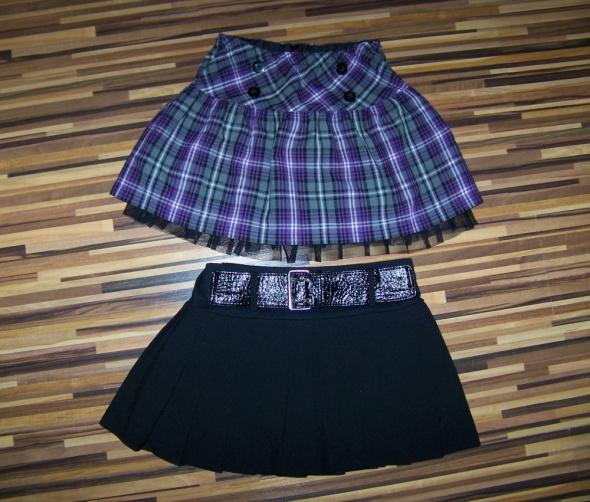 Spódnice DWIE spódniczki