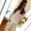 all white