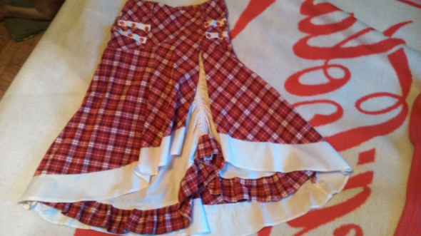 Spódnice Spódniczka vintage folk