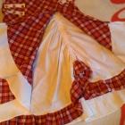 Spódniczka vintage folk