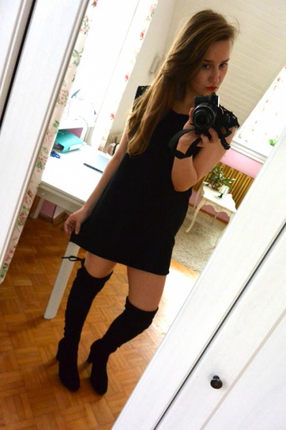 Codzienne All black