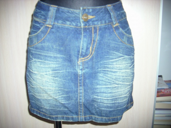 Spódnice spódnica jeansowa M