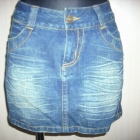 spódnica jeansowa M
