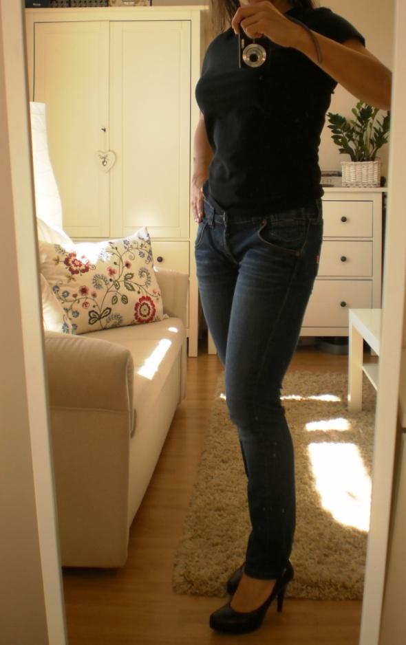 Spodnie jeansy Americanos...