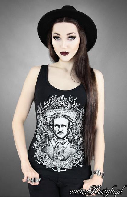 Bokserka Restyle Edgar Allan Poe