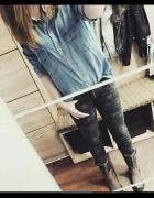 jeans i moro...