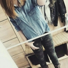 jeans i moro