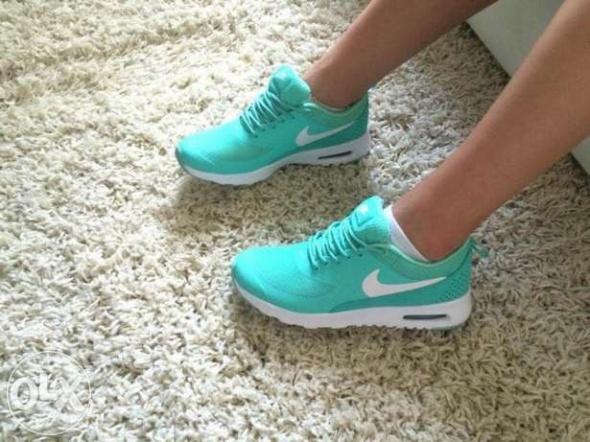 new product 50403 c0106 Nike Air Max Thea Miętowe
