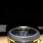 Michael Kors black and gold
