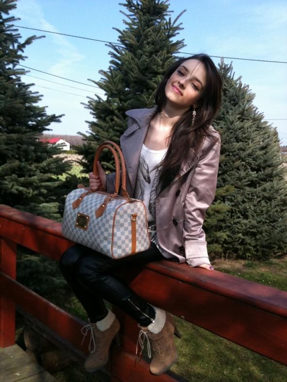 Blogerek Zara coat